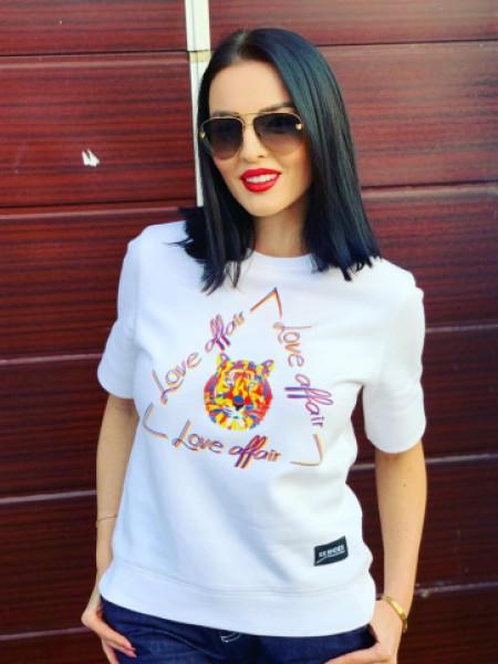 Mikinové tričko LOVE AFFAIR