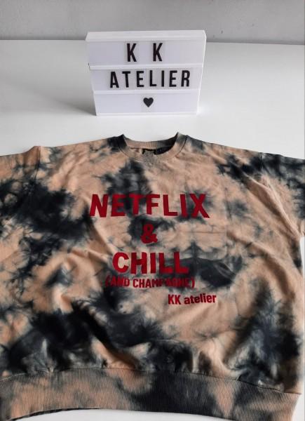 Mikina NETFLIX & CHILL