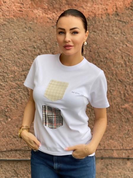Combo DENIM Bunda + tričko