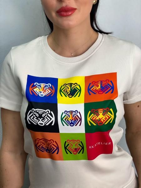 Mikinové tričko CRAZINESS