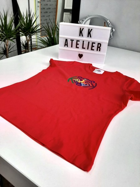 Tričko TIGER RED